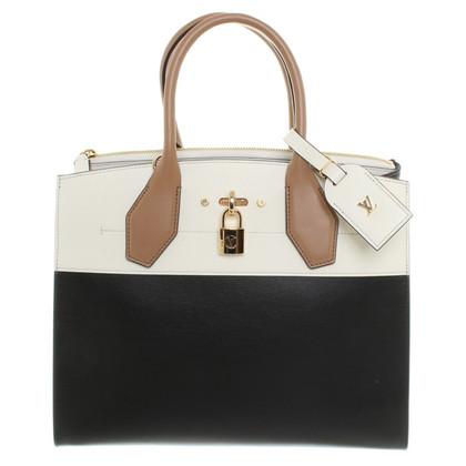 Louis Vuitton Handtasche in Tricolor