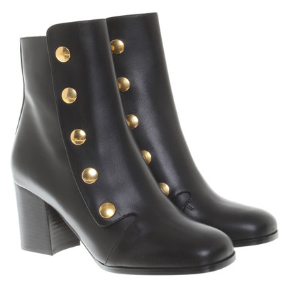 Mulberry Boots in Black