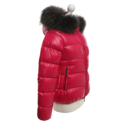 Duvetica Jacket with fur trim
