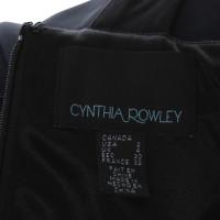 Cynthia Rowley Abito in nero / blu