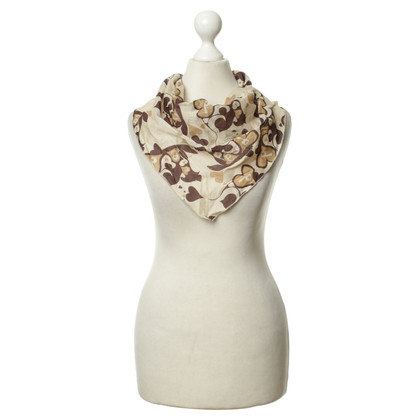 Prada Brown scarf