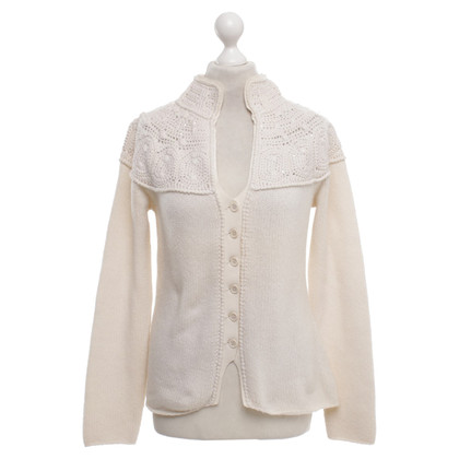 Brunello Cucinelli Vest Cream