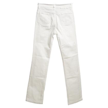 Stella McCartney Jeans in white