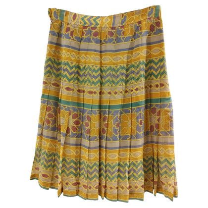 Valentino silk skirt