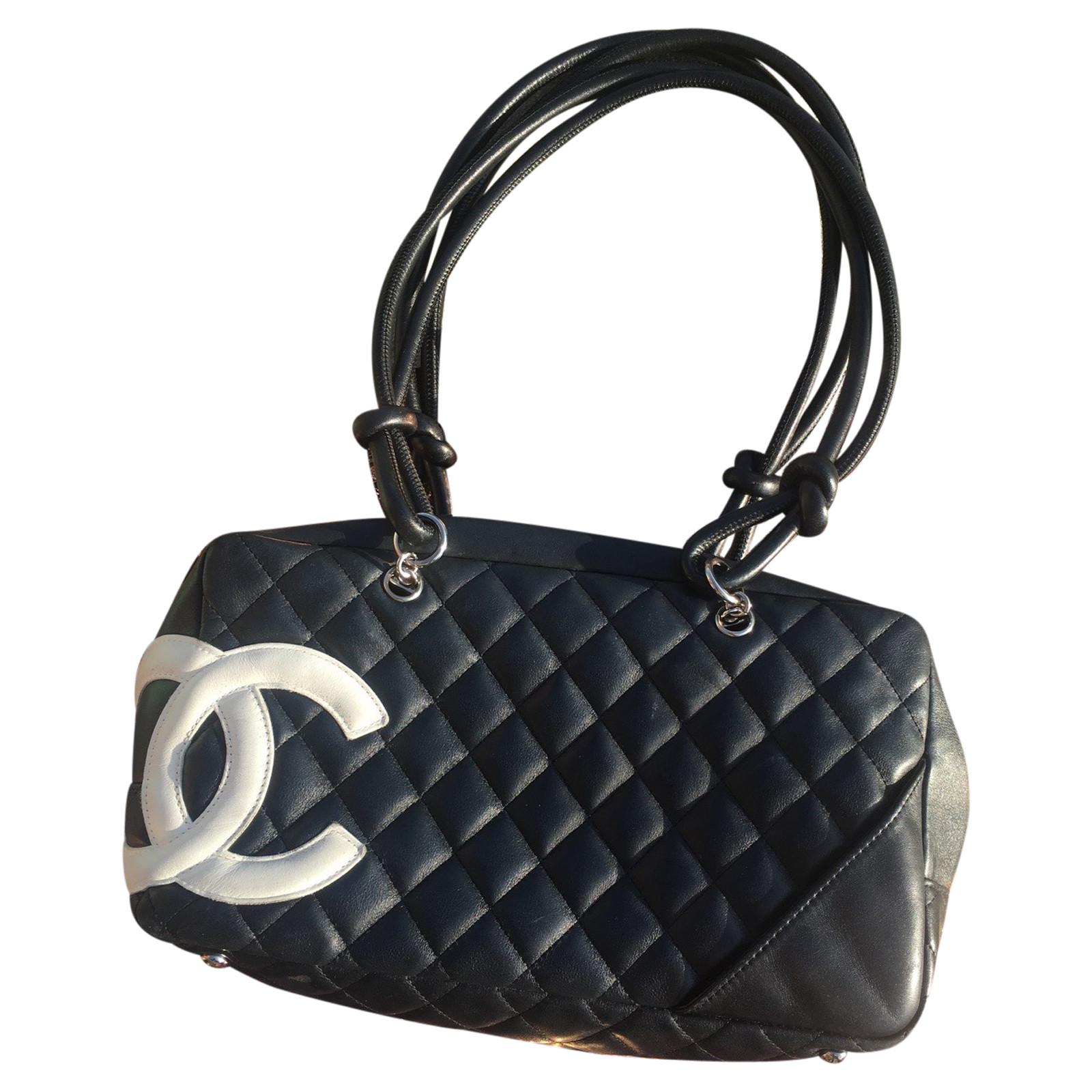 informazioni per 701fe d054a Chanel Borsa a tracolla in Pelle - Second hand Chanel Borsa a ...