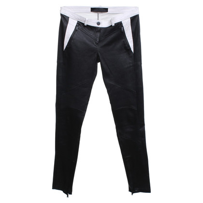 Karl Lagerfeld Broek in lederlook