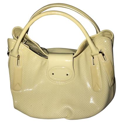 Borbonese Handbag in cream