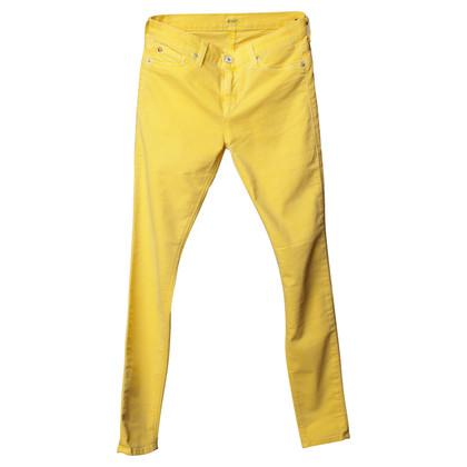 Hudson Jeans in geel