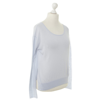 Dear Cashmere Sweater in light blue