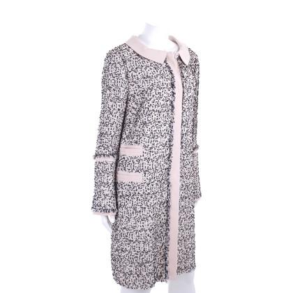 Rena Lange Cappotto di tweed