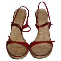 Casadei Sandals in red