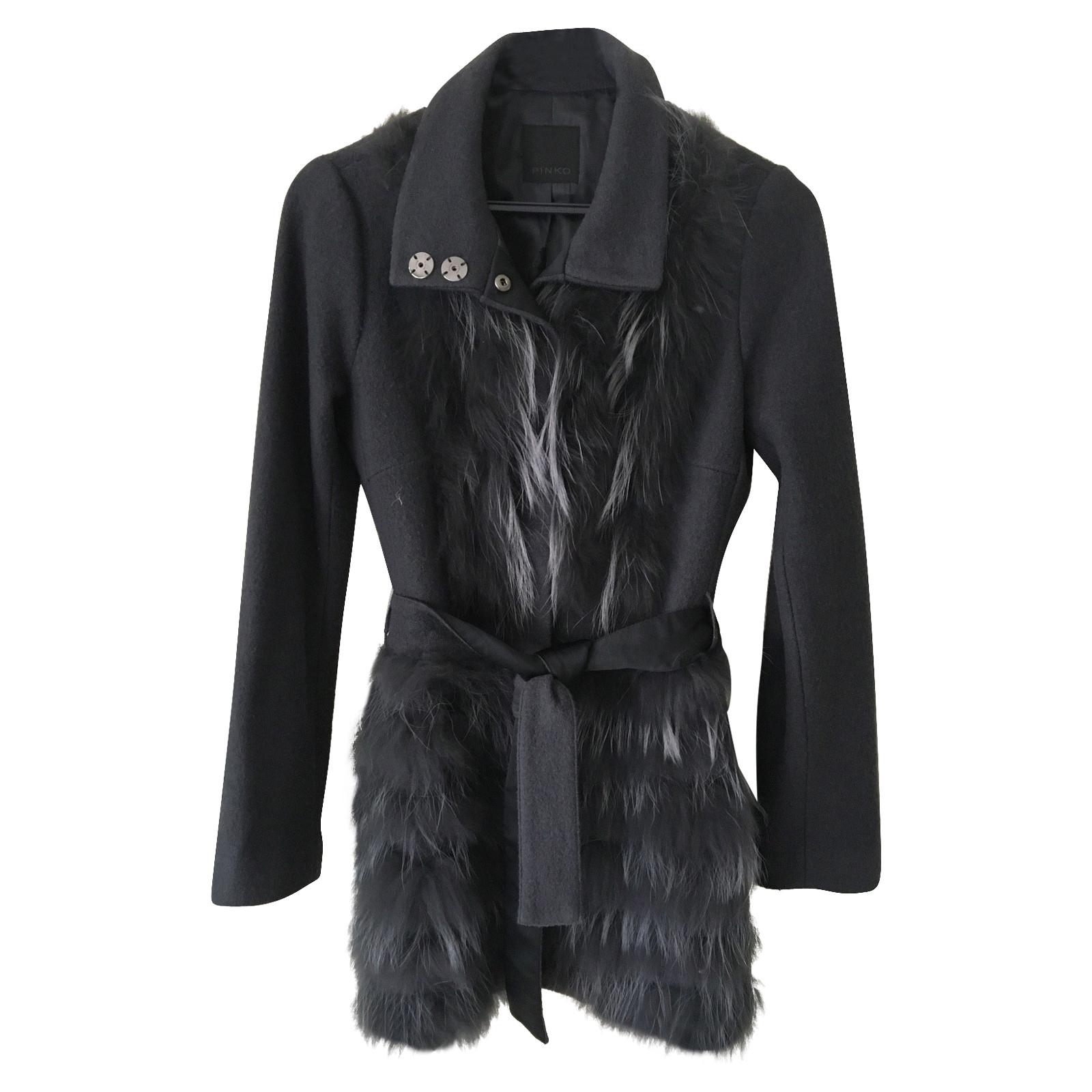 Cappotto in lana di pecora | Cappotti, Lana e Pelliccia