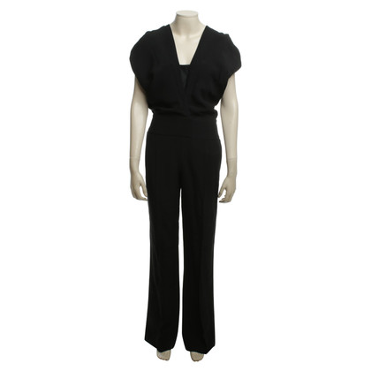 Haider Ackermann Jumpsuit in black