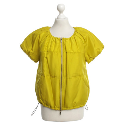 DKNY top in yellow