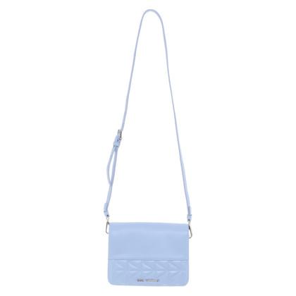 Karl Lagerfeld Handbag in light blue