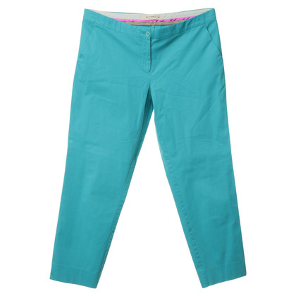 Etro Turquoise trousers