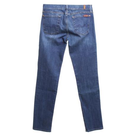 7 Mankind For All Blau Jeans For Dunkelblau 7 in dwaIra