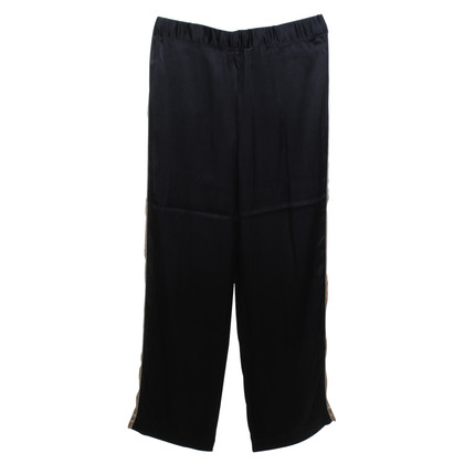 Faith Connexion Pantalone in nero / oro