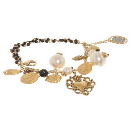 Dolce & Gabbana Bracelet with pendants