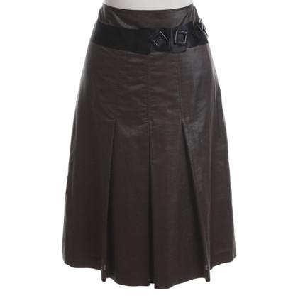 St. Emile Pleated skirt