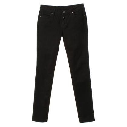 Alexander McQueen Jeans in zwart