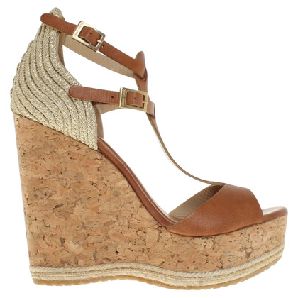Jimmy Choo Sandals with cork