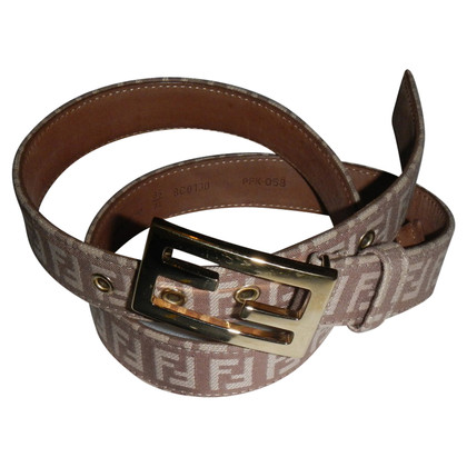 Fendi Monogram belt