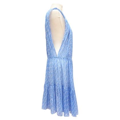 Chanel Katoenen jurk met print