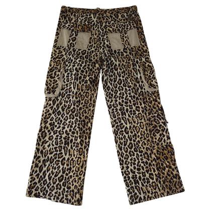Dolce & Gabbana Hose mit Leopardenmuster