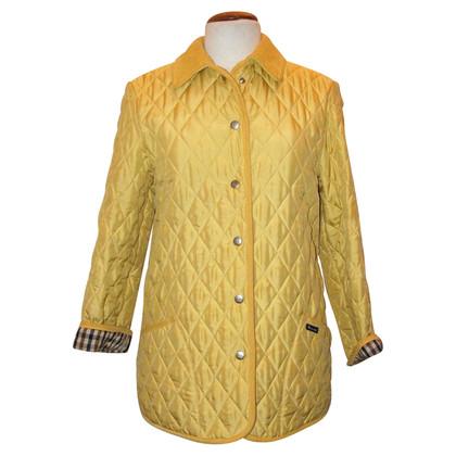 Aquascutum Gewatteerde zijde jacket