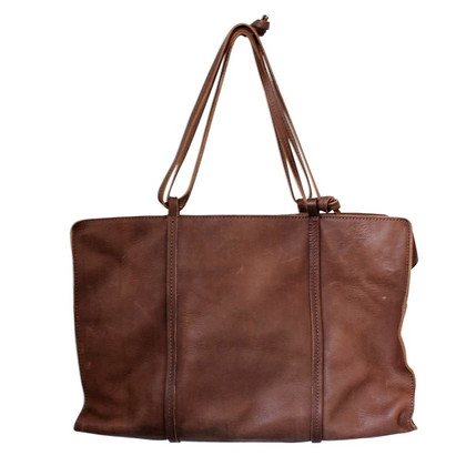 Maison Martin Margiela Leather shopping bag
