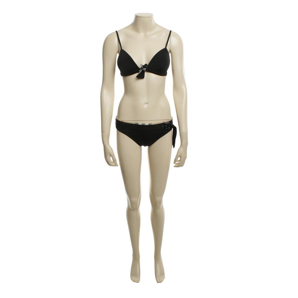 Burberry Prorsum Swimwear in black