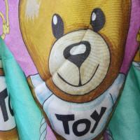 Moschino Tuch mit Teddy-Print