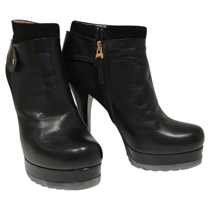 Fendi Bottines noir