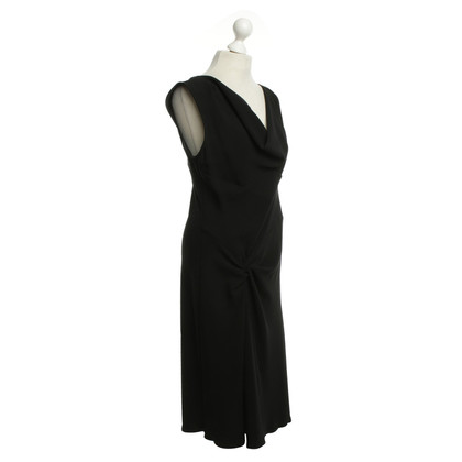 Laurèl Elegant dress in black