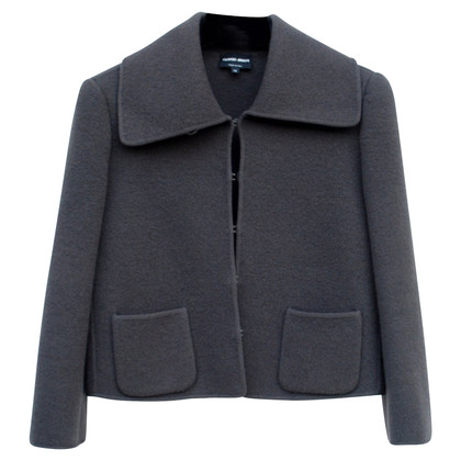 Giorgio Armani Wool and cachemere blazer