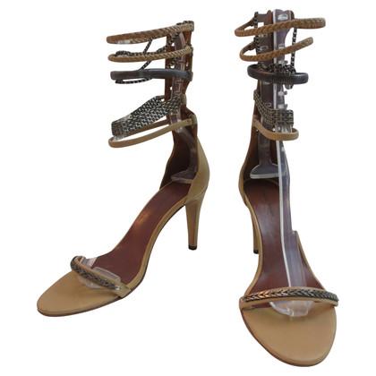 Isabel Marant Sandals with Kettenelemeneten