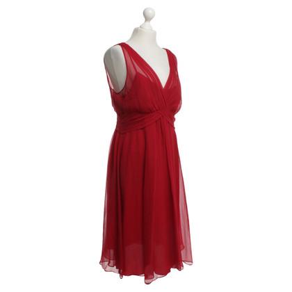 L.K. Bennett Kleid in Rot