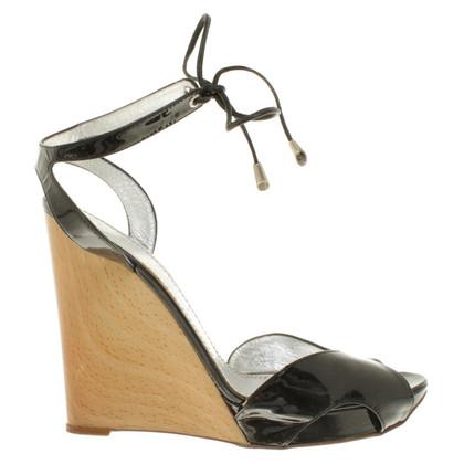 Casadei Sandals with wedge heel