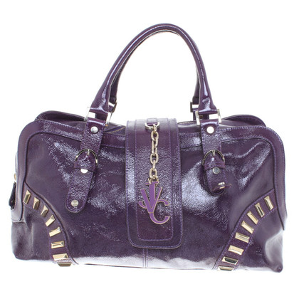 Versace Handtas in purple
