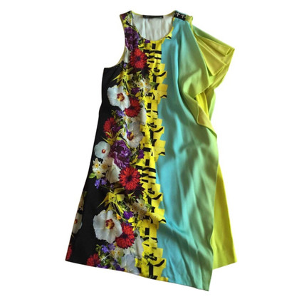 Versace silk dress
