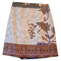 Etro skirt with Wickeloptik