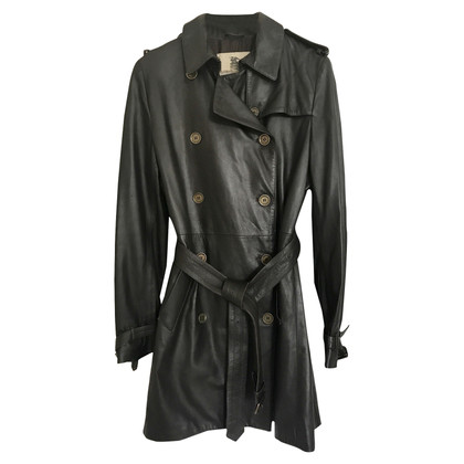 Burberry Leather coat