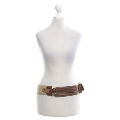 Borbonese Bumbag in brown