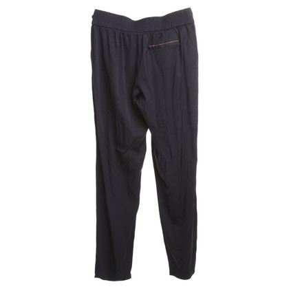 Maje Trousers in dark blue