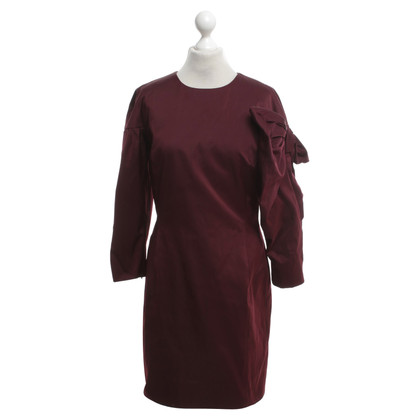 Viktor & Rolf Kleid in Bordeaux