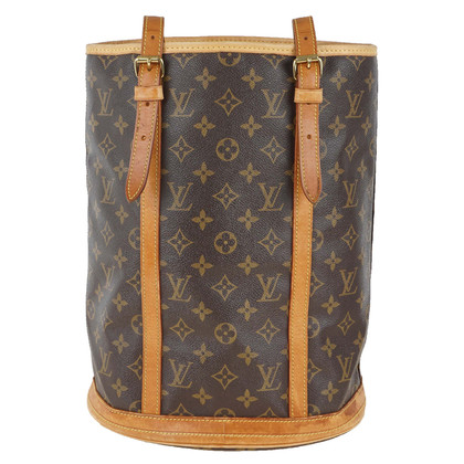 "Louis Vuitton ""Secchio Monogram Canvas"""