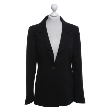 Karl Lagerfeld for H&M Blazer in Schwarz