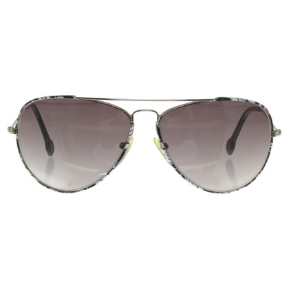Emilio Pucci Sunglasses in black and white