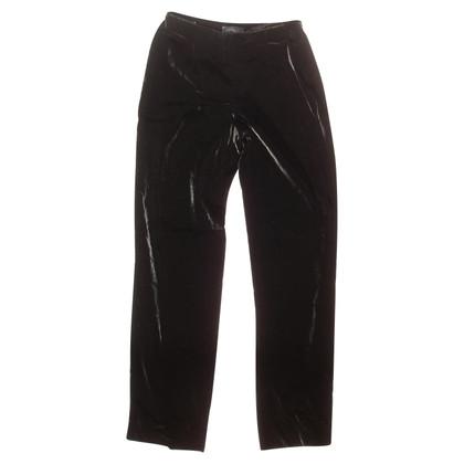 Etro Pantaloni della proporzione di seta